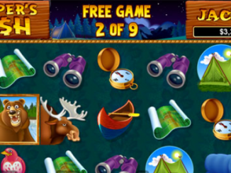 Campers Cash Slot Machine Review